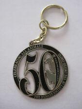 "Key Chain Humane Society 50th Anniversary  1.5"""