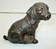 Priory Castings England Puppy Dog Figurine