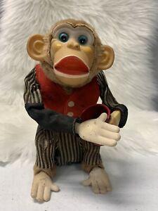 Vintage Cragstan Crap Shooting Monkey