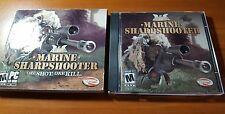 Marine Sharp Shooter (PC, 2005) PC Game