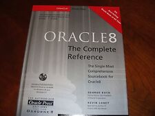 Oracle 8 The Complete Reference