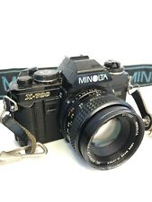 Minolta X-700 with? 50mm 1.7 Lens - Very Good - Working Mps