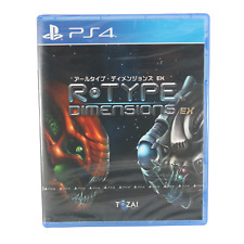 Playstation 4 - R-Type Dimensions EX - Strictly Limited Games -  NEU & OVP