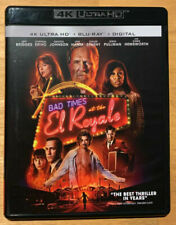 Bad Times At The El Royale [Blu-ray], New DVDs