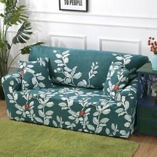 Sofa Cover Printed Polyester Stretch Elastic Washable Funiture Couch Single Case