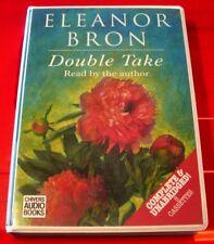 Eleanor Bron Reads Double Take 8-Tape UNABRIDGED Audio Book