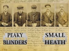 """PEAKY BLINDERS Meet the real Peaky Blinders. CANVAS WALL ART """"24X20"""""""