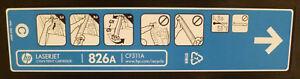 BRAND NEW Genuine HP Cyan 826A CF311A Toner Cartridge for Enterprise M855 M855DN