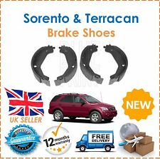 For Kia Sorento 2003-11/2006 2.5 CRDI 3.5 V6 Rear Hand Brake Shoes Set New