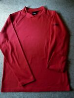KATHMANDU  Polartec  RED   Base Layer  *Size LARGE