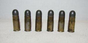 6 Mattel Shootin Shell Fanner 50 Bullets