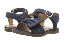 Nine West Toddler KEIRITA Denim Blue Sandal Size 6 US Toddler MSRP $30