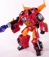 Transformers Clásicos Rodimus Completo Chug Rid Deluxe