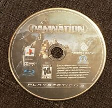 Damnation-Ps3 DISC ONLY