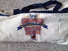 1996 SAN DIEGO PADRES NATIONAL LEAGUE CHAMPIONS WEST DIVISION COX TOTE BAG! COOL