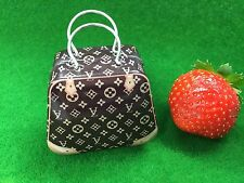 Accessories miniature Dollhouse Blythe pullip Doll Handbag Re-ment Size   #503