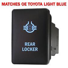 Push switch 931NB 12volt For Toyota OEM REAR LOCKER Tacoma LED NEW BLUE