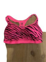 Brand New Without Tags Victoria Secret Pink Yoga Sports Bra Size Medium Sold Out