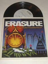 "ERASURE 'Crackers International' 1988 UK 7"" Single - Stop, The Hardest Part"