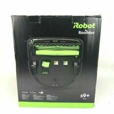 EXCELLENT iRobot Roomba s9+ 9550 Robot Vacuum with Automatic Dirt Disposal-Wi-Fi