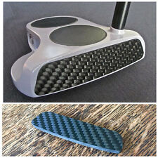 "Carbon Fiber Insert by Spry Evo for Odyssey White Hot 2-ball putter, 3.2"" pocket"