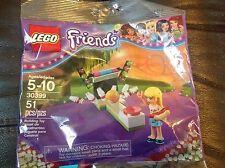 Lego Friends Set 30399 Bowling Alley New Sealed Polybag Stephanie