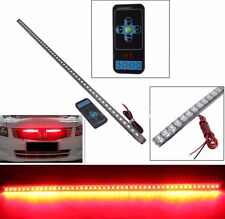 54cm 48LED 5050smd Waterproof Flash Car Knight Rider Strip Remote RGB Scanner