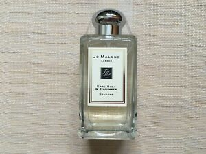 Jo Malone EARL GREY & CUCUMBER Cologne New With Box Authentic 100 ML 3.4 FL. OZ.