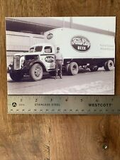 Falls City Beer Truck Photo Indianapolis 30s?