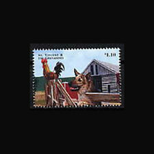 ST VINCENT, Sc #2583b, MNH, 1998, Dog, German Shepherd, 230*F