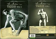 RARE / TARZAN avec JOHNNY WEISSMULLER ( COFFRET 3 DVD - 6 FILMS ) / COMME NEUF
