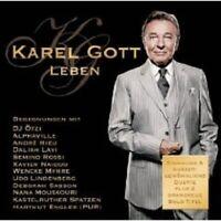 """KAREL GOTT """"LEBEN"""" CD 15 TRACKS NEW"""