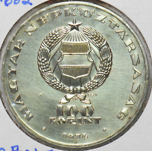 Hungary 1974 100 forint 293666 combine shipping