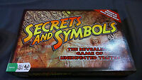 SECRETS & SYMBOLS FAMILY BOARD GAME UNEXPECTED TRUTHS OPEN BOX home games