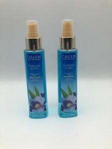 2 Calgon Morning Glory by Calgon 5 oz Fragrance Body Mist for Women Bsh