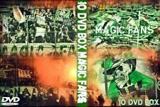 COFFRET  10 DVD MAGIC FANS   (SAINT ETIENNE,MF91,ULTRAS,LOIRE,ASSE,MF,TIFO)