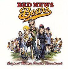 Bad News Bears (Original Stk) by Various (CD, 2005, Ryko)