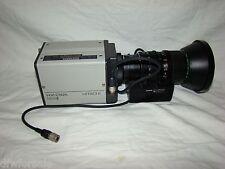 Hitachi HV-C10A CCD U Color Video Fujinon Lens S14x7.5BMD-D4M 1:1.4/ 7.5-105mm