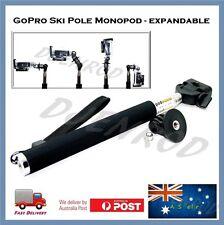 GoPro Monopod Handle For Hero 6 / 5 / 4 / 3 Go Pro Sessions Pole Selfie Stick