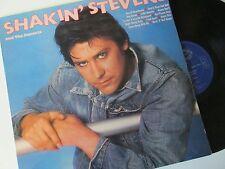 Shakin' Stevens & The Sunsets-Self-Titled-SHM 3065-Vinyl-Lp-Record-Album-1980s