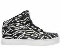 Skechers S Lights Energy Lights Outglow Sneaker -  Boy's Size 10.5