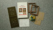 Vintage Paragon Creative Crewel Stitchery Kit, #0768, Complete, Never used