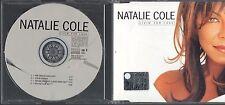 NATALIE COLE CD single LIVIN FOR LOVE  4 tracce 2001 BOB SINCLAIR RADIO EDIT