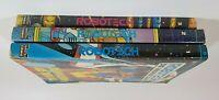 ROBOTECH Die Macross Sage 1 2 3 Manga Comic von 1989 Deutsch/Farbe