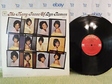 The Many Faces of Lyn Roman, Columbia Records CL 2219, 1965, Easy Listening