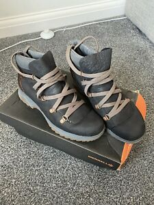 Merrell Eventyr Vera Bluff Lace Boots Size UK 5