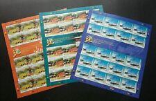 [SJ] Felda 50 Years Celebration Malaysia 2006 Palm Oil Fruit (sheetlet) MNH