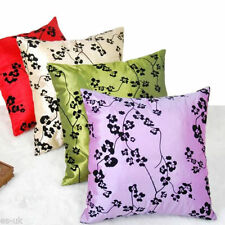 "Floral 17x17"" Size Decorative Cushion Covers"