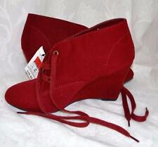 High Heel (3-4.5 in.) Wedge Wide (E) Boots for Women