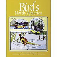 Stained Glass Pattern Book - Birds of North America I
